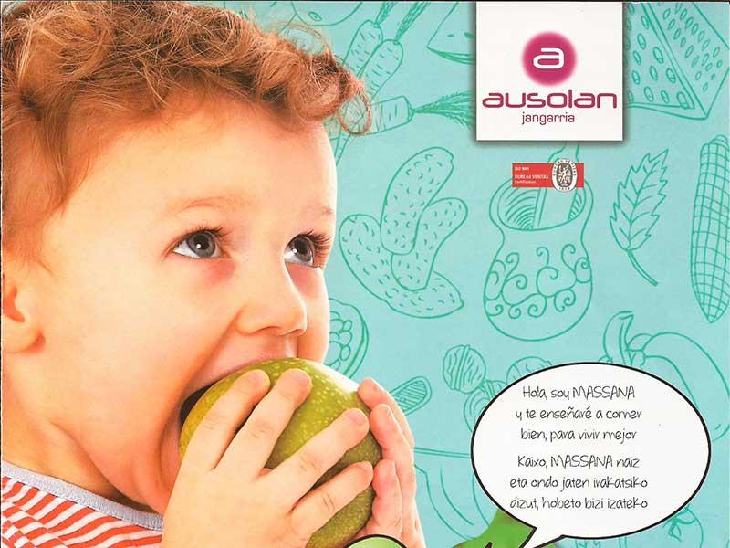 importancia comer bien niños 0-3 años